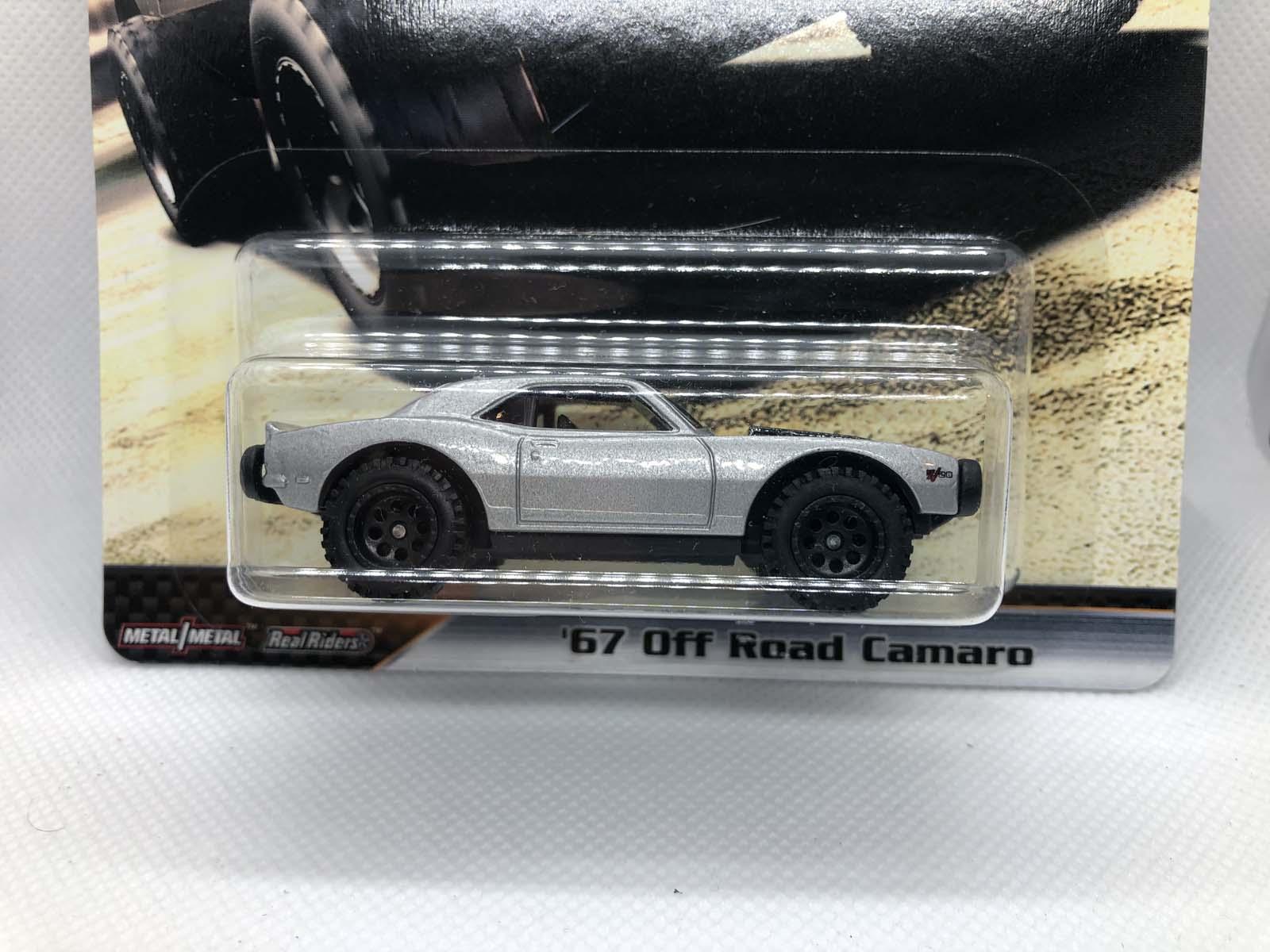 67 Off Road Camaro