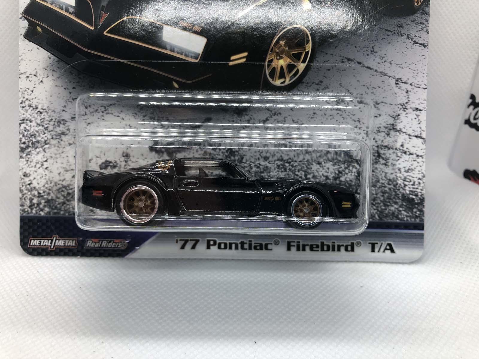 77 Pontaic Firebird T/A