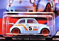 60s Fiat 500D Modificado