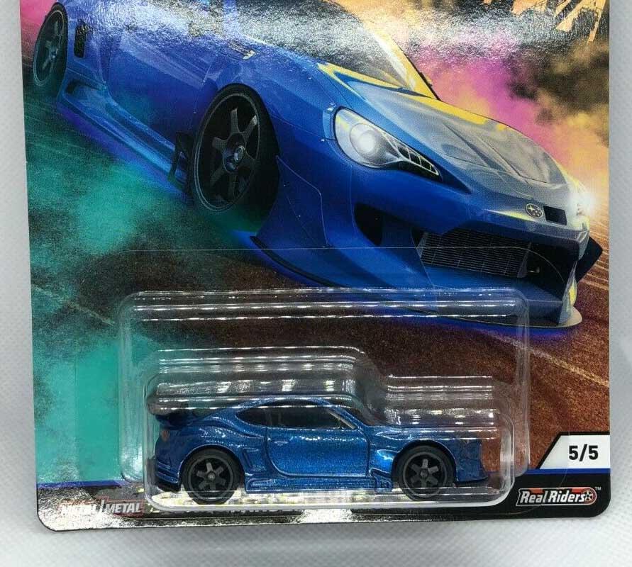 Pandem Subaru BRZ