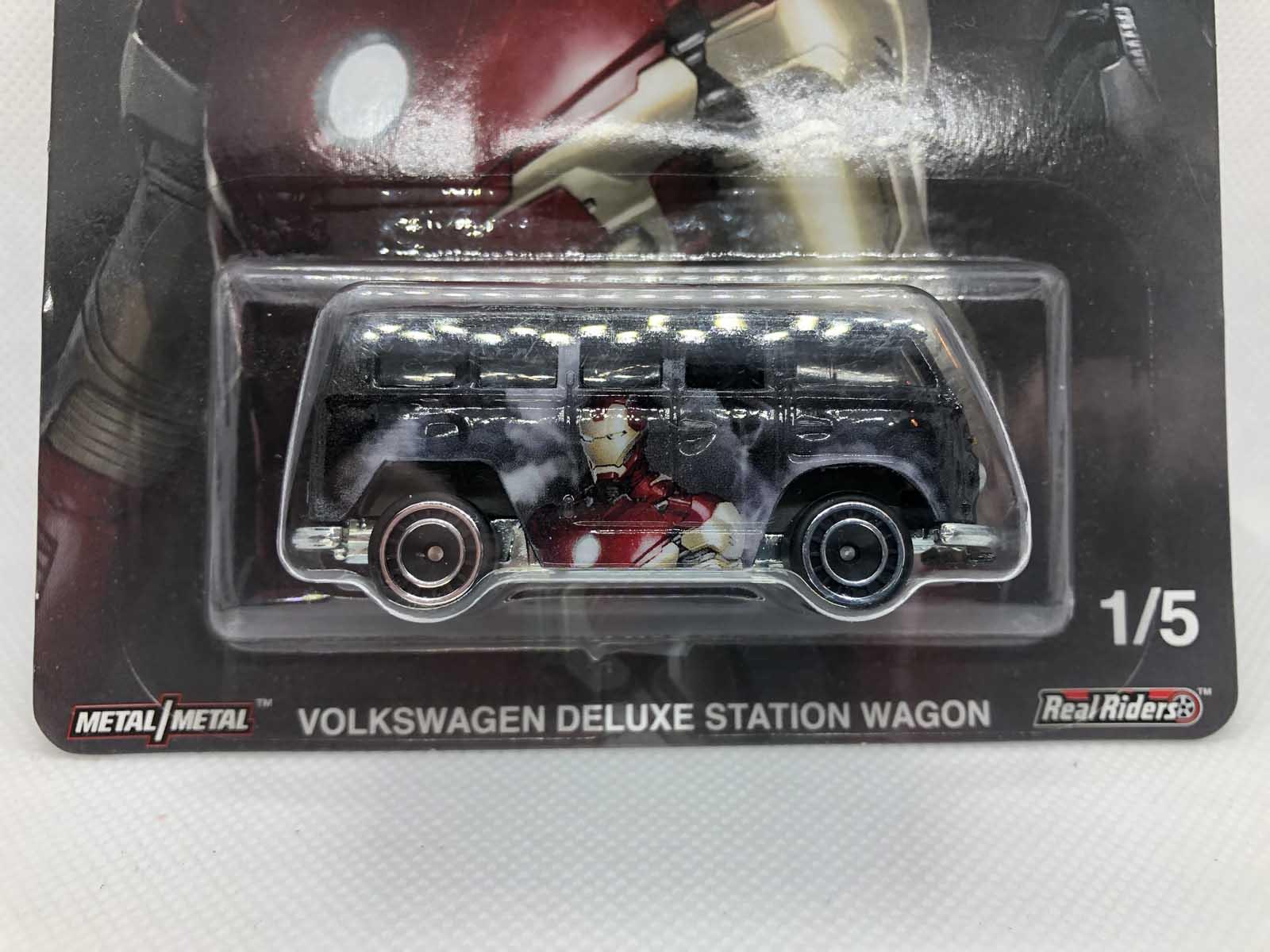 Volkswagen Deluxe Station Wagon