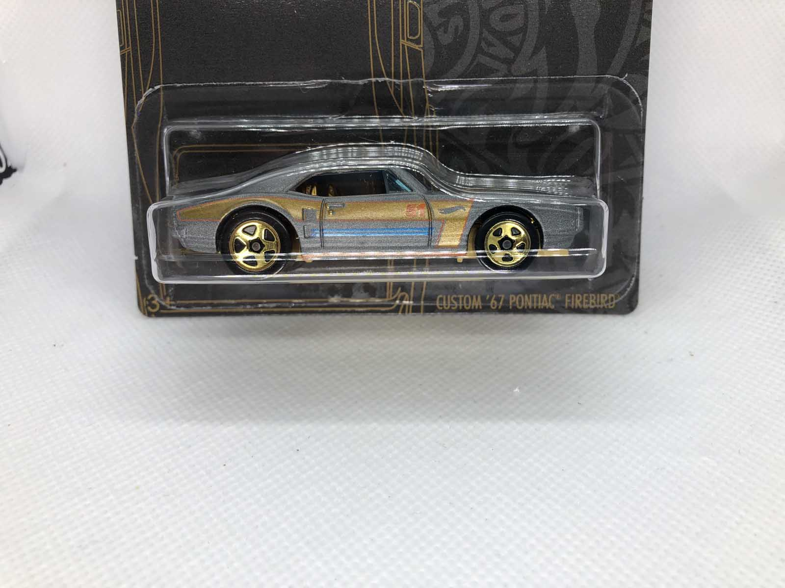 Custom 67 Pontiac Firebird