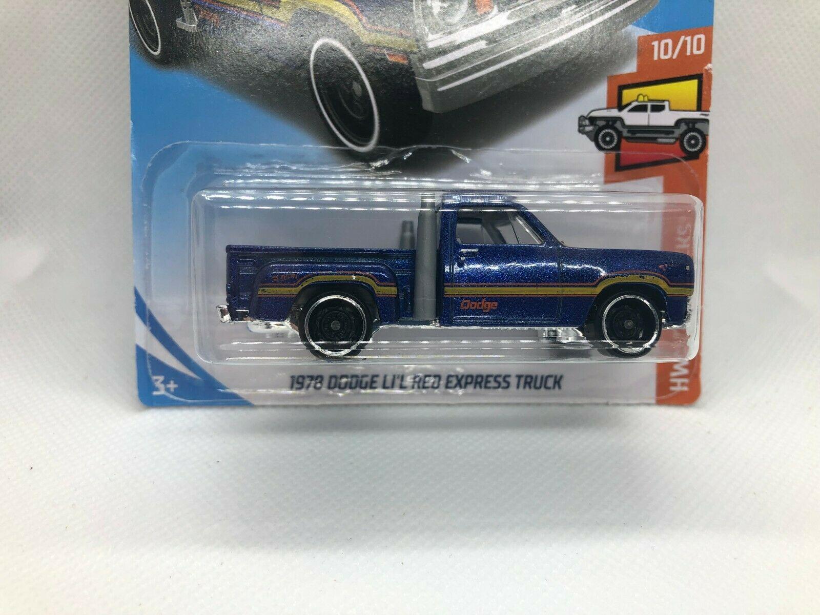 1978 Dodge Li l Red Express Truck