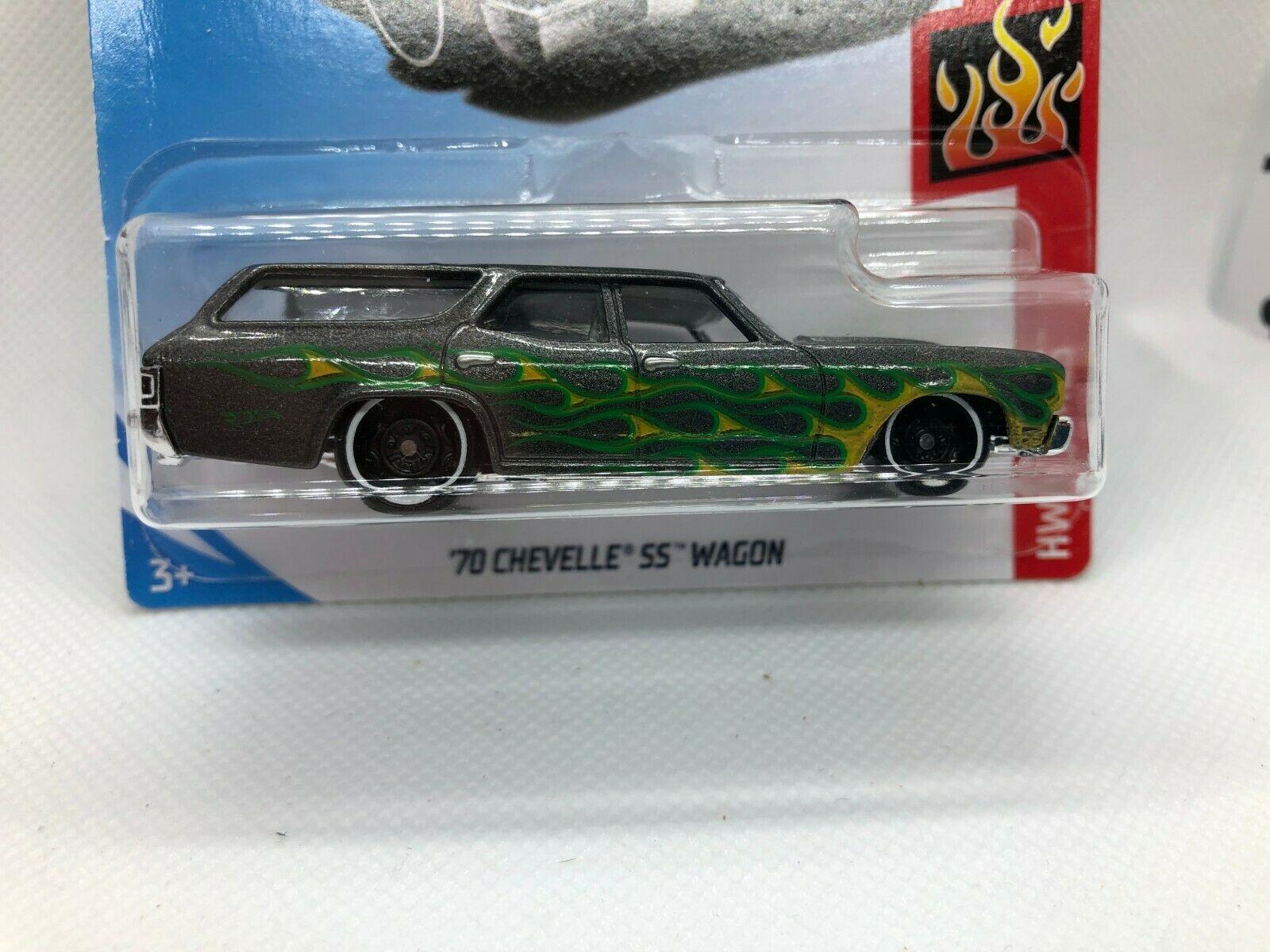 70 Chevelle SS Wagon