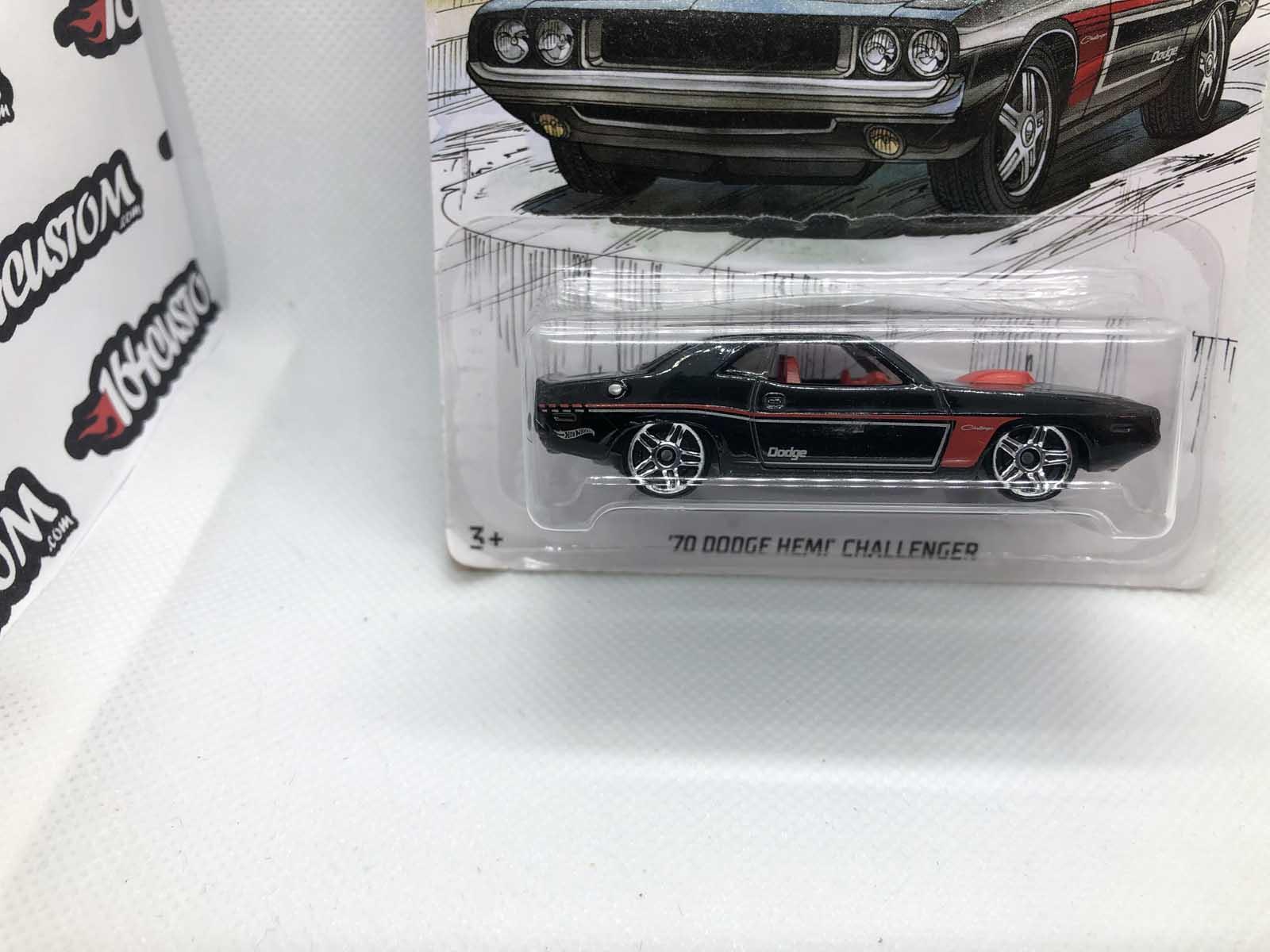 70 Dodge Hemi Challenger
