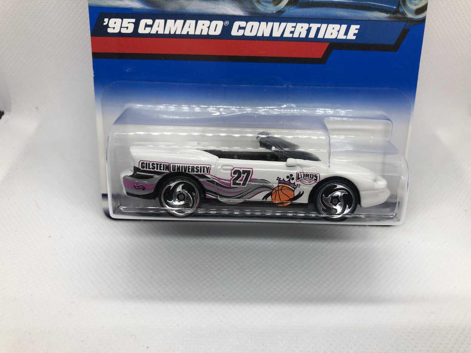 95 Camaro Convertible