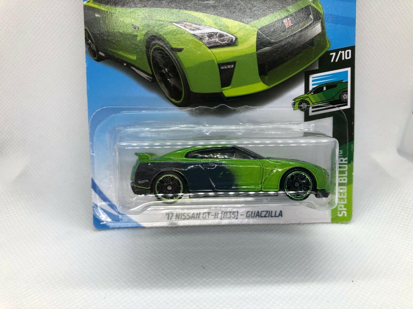 17 Nissan GT-R (R35) - Guaczilla