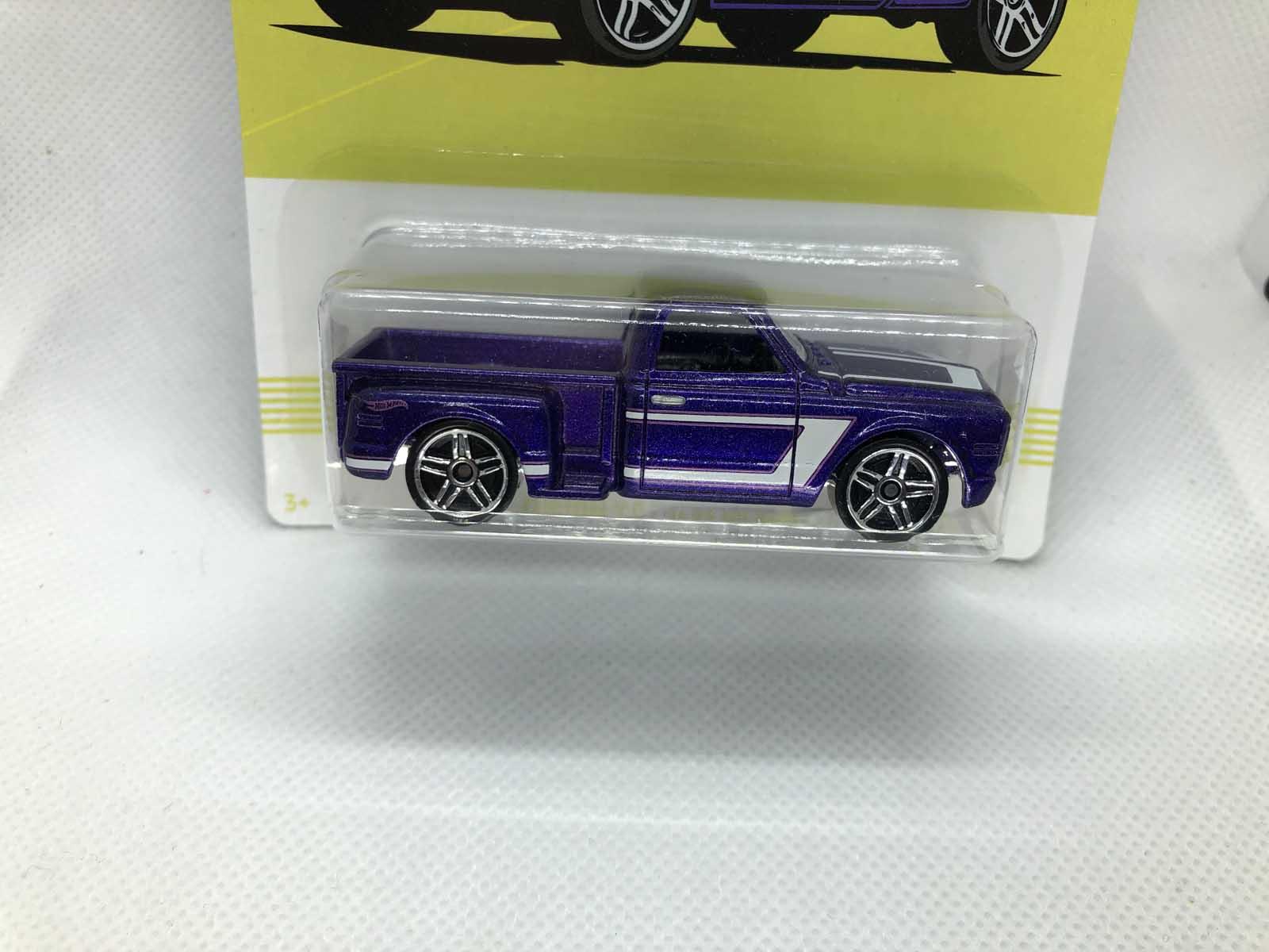 Custom 69 Chevy Pickup