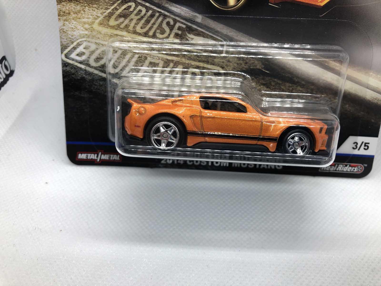 2014 Custom Mustang