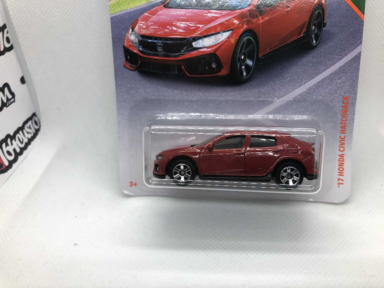 17 Honda Civic Hatchback
