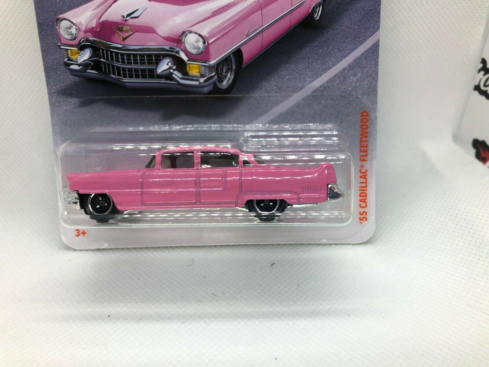55 Cadillac Fleetwood