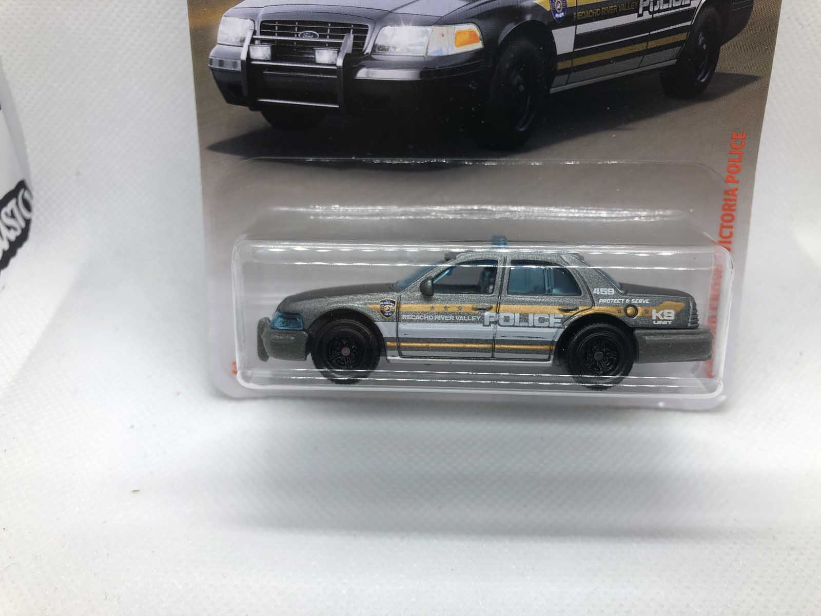 06 Ford Crown Victoria Police