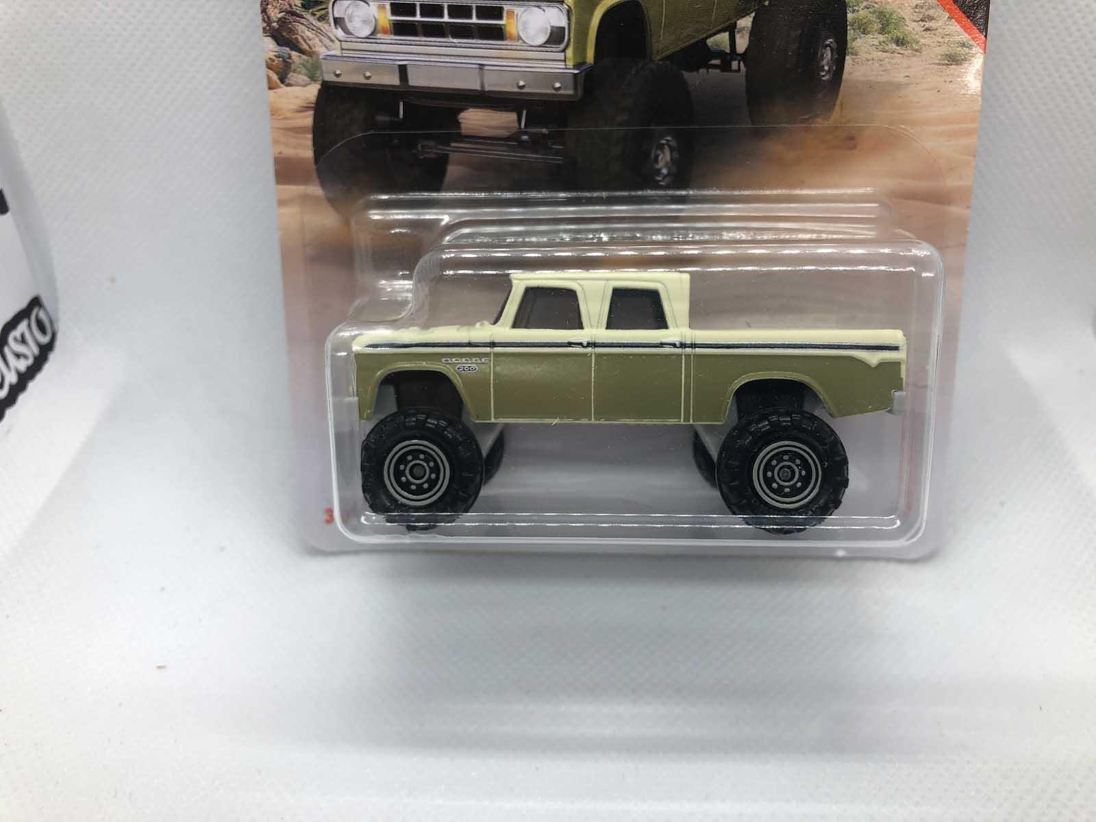 68 Dodge D-200