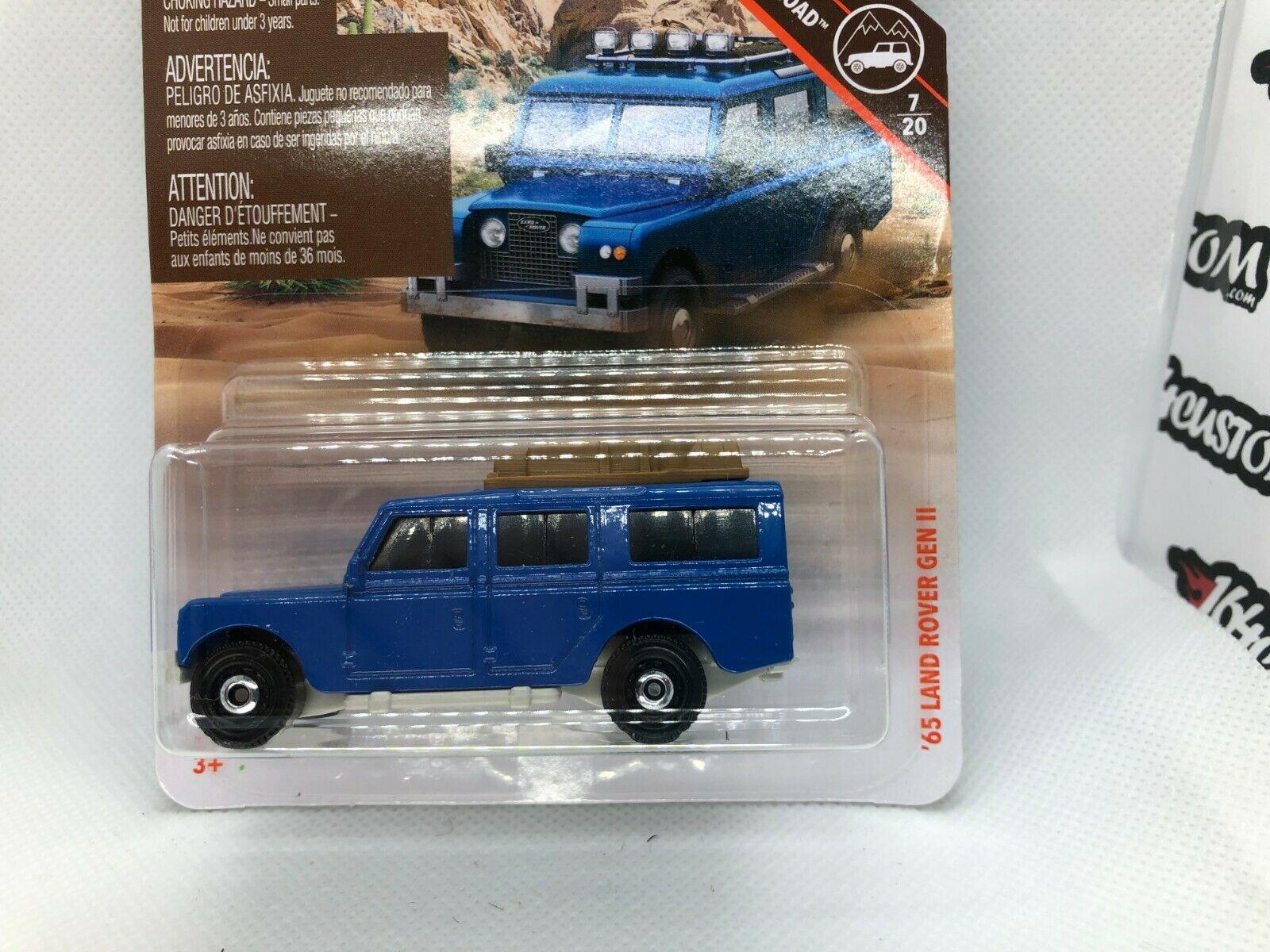 65 Land Rover GEN II