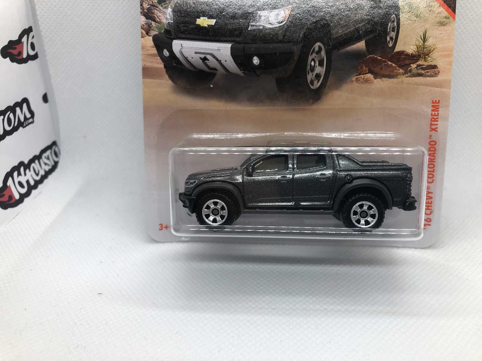16 Chevy Colorado Xtreme