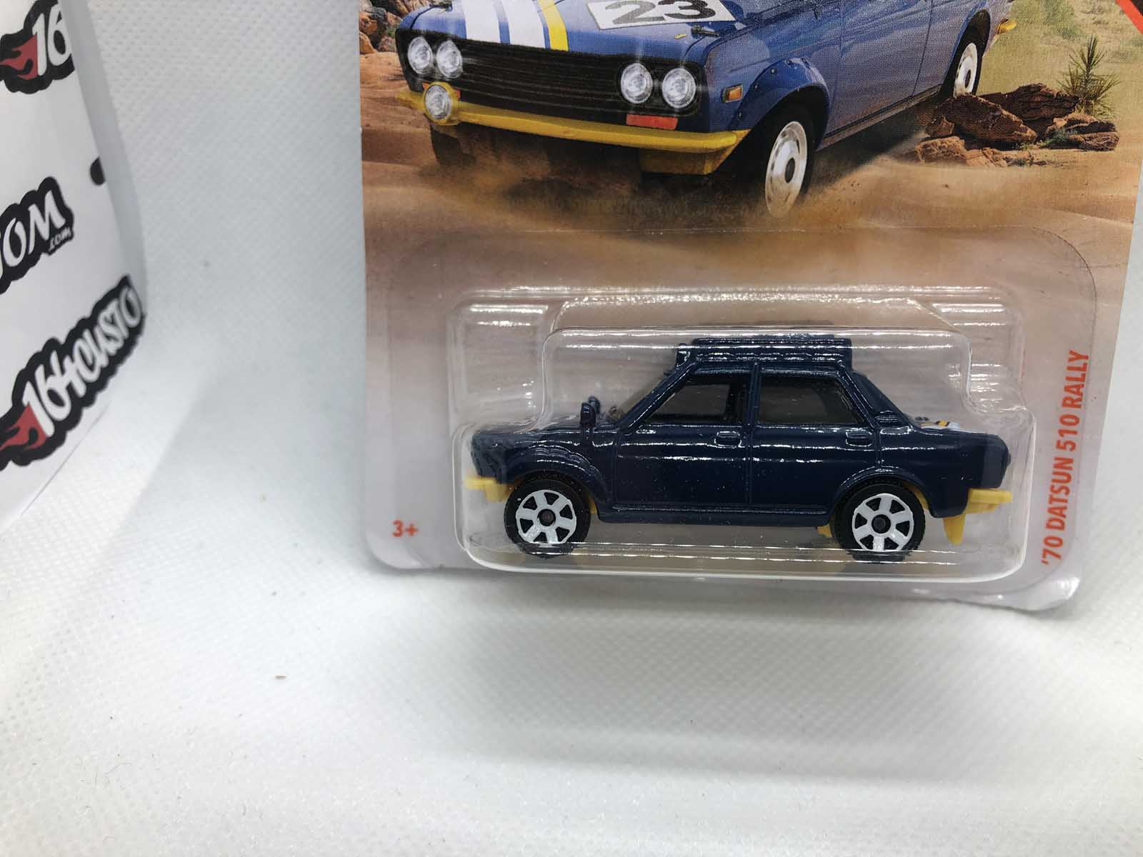 70 Datsun 510 Rally
