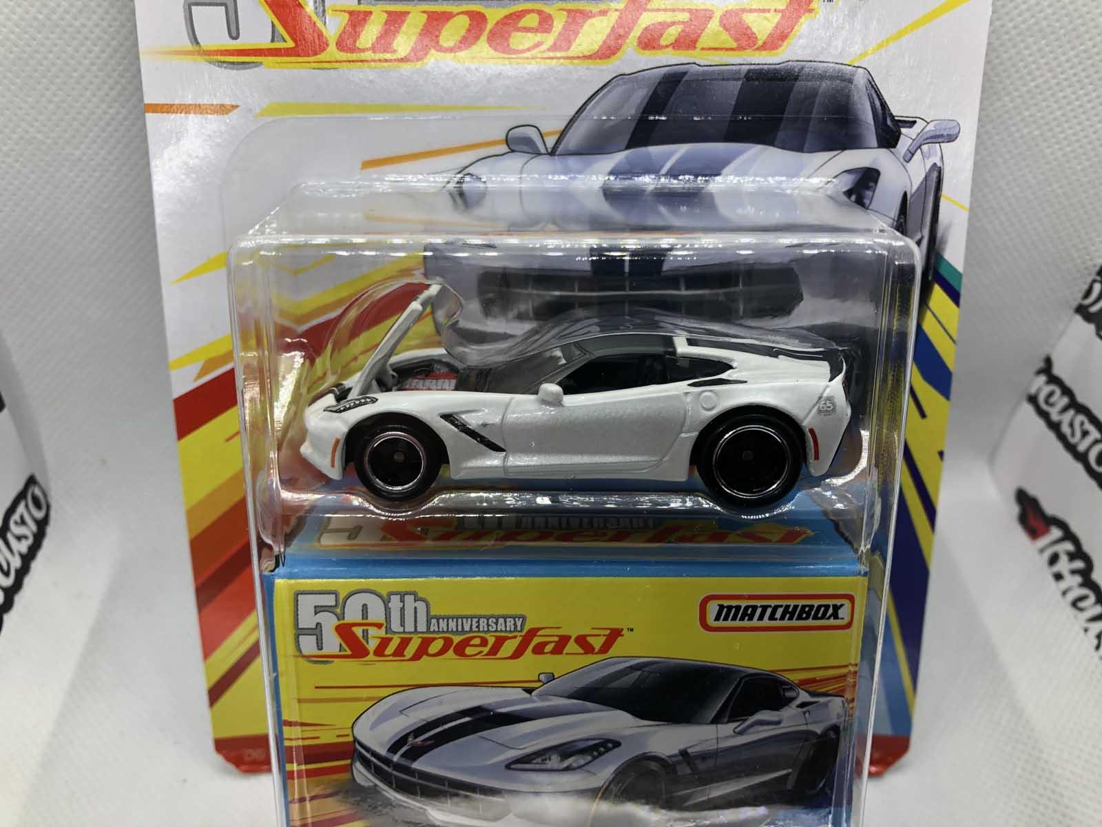 16 Corvette Stingray