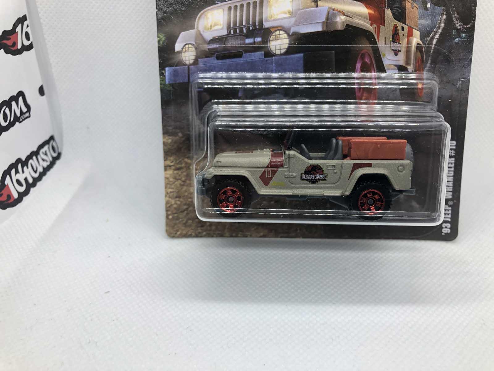 93 Jeep Wrangler #10