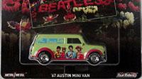 67 Austin Mini Van