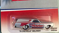 70 Chevelle Delivery