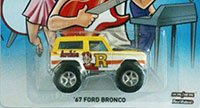 67 Ford Bronco