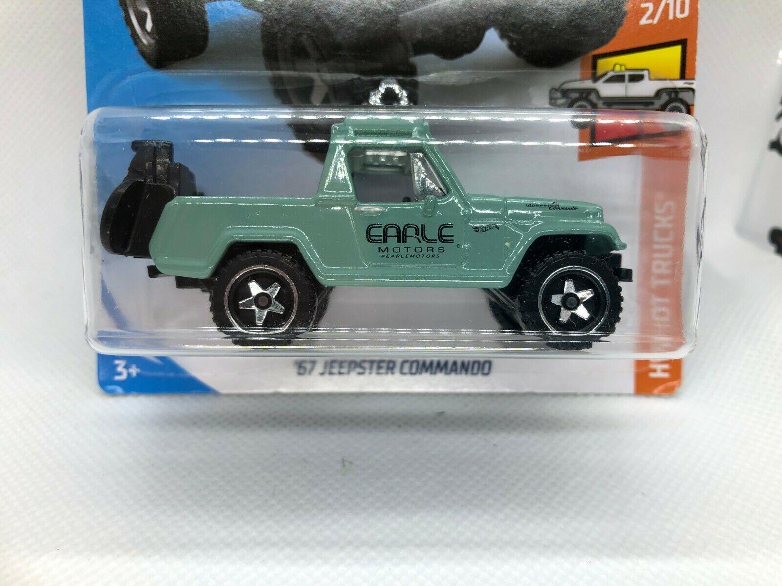 67 Jeepster Commando