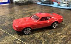 71 Mustang Mach 1