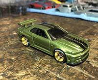 Nissan Skyline GT-R (BNR34)