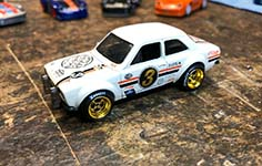 70 Ford Escort R1600