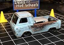 Ford Econoline Shop Truck