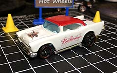 Budweiser 1957 Chevy
