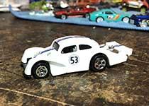Herbie Volkswagen Kafer Racer