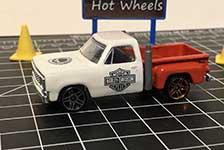 Harley Davidson Dodge Pick-up Truck