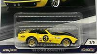 69 COPO Corvette