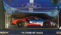 16 Ford GT Race