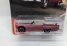 57 ford Thunderbird