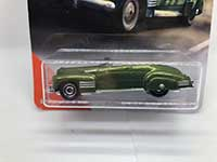 41 Cadillac Series 62 Convertible Coupe