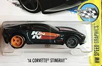14 Corvette Stingray