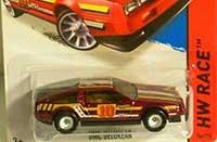 81 DeLorean DMC-12