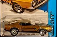 71 Mustang Mach I