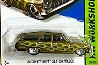 64 Chevy Nova Station Wagon