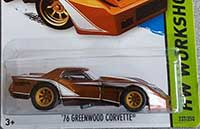 76 Greenwood Corvette
