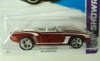 69 Chevy Camaro Convertible