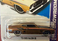 73 Ford Falcon XB