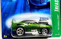 Tooned 69 Camaro Z28