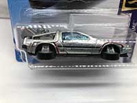 Back to the Future Time Machine - Hover Mode