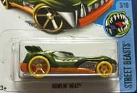 Howlin Heat