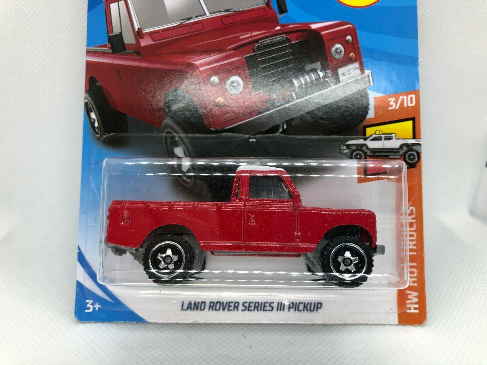 Land Rover Series III Pickup