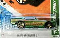 71 Mustang Funny Car
