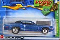 71 Plymouth GTX